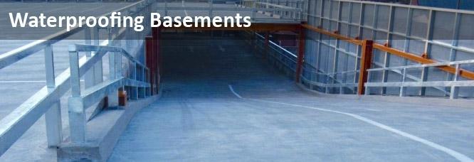 Aquron Waterproofing Existing Concrete